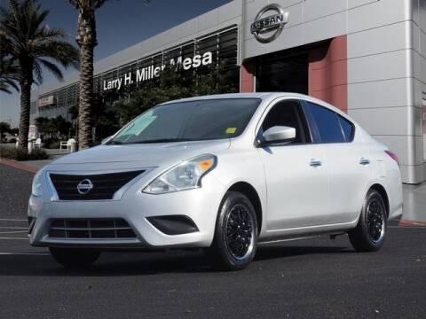 2016 Nissan Versa for sale at LARRY H MILLER NISSAN MESA in Mesa AZ
