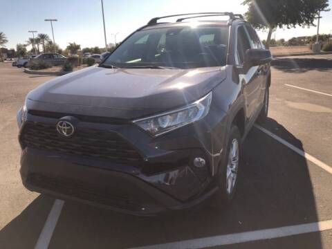 2019 Toyota RAV4 XLE for sale at LARRY H MILLER NISSAN MESA in Mesa AZ