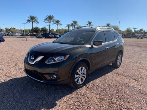 2016 Nissan Rogue SV for sale at LARRY H MILLER NISSAN MESA in Mesa AZ