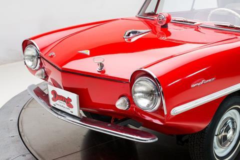 1962 Amphicar Model 770