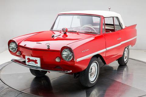 1962 Amphicar Model 770 for sale at Duffy's Classic Cars in Cedar Rapids IA