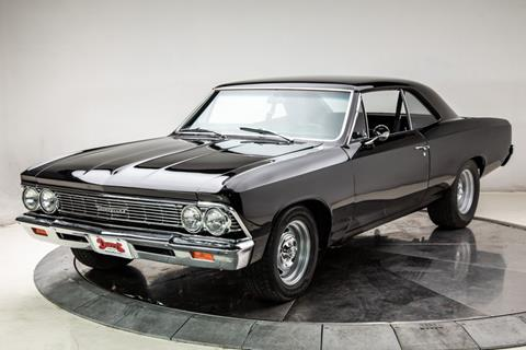 1966 Chevrolet Chevelle for sale at Duffy's Classic Cars in Cedar Rapids IA
