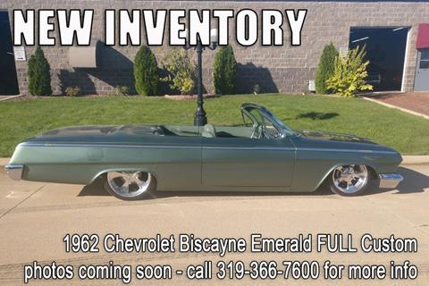 1962 Chevrolet Biscayne for sale in Cedar Rapids, IA