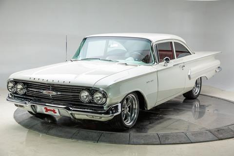1960 Chevrolet Biscayne for sale in Cedar Rapids, IA