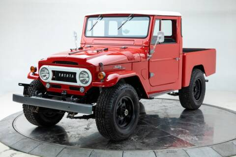 1967 Toyota Land Cruiser for sale at Duffy's Classic Cars in Cedar Rapids IA