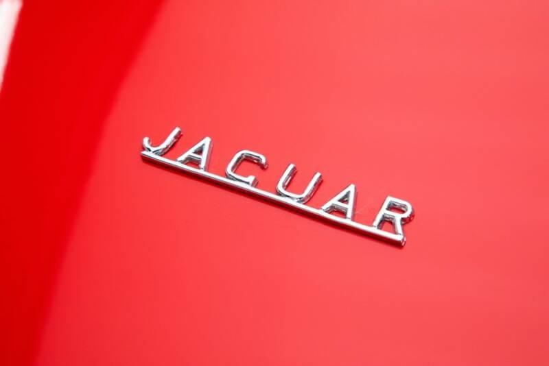 1963 Jaguar XK 72
