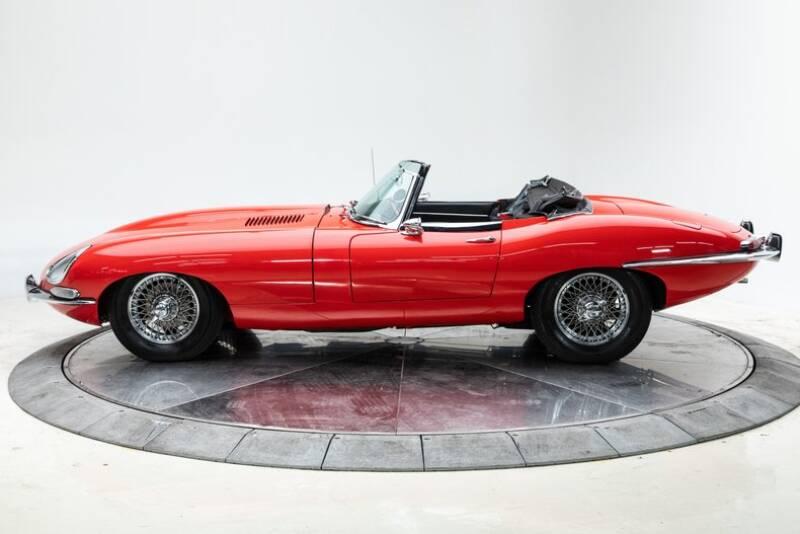 1963 Jaguar XK 4