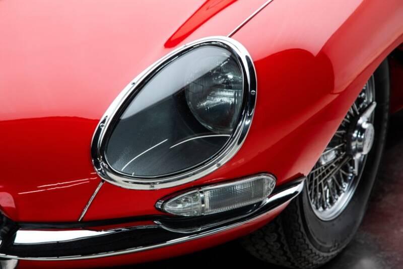 1963 Jaguar XK 11