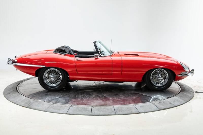 1963 Jaguar XK 8