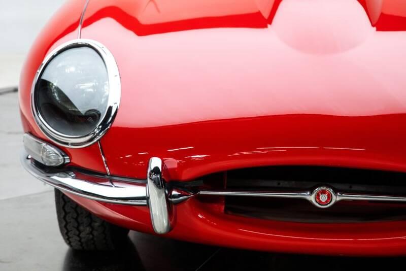 1963 Jaguar XK 5
