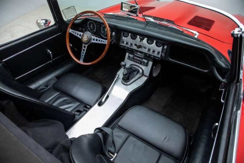 1963 Jaguar XK 49