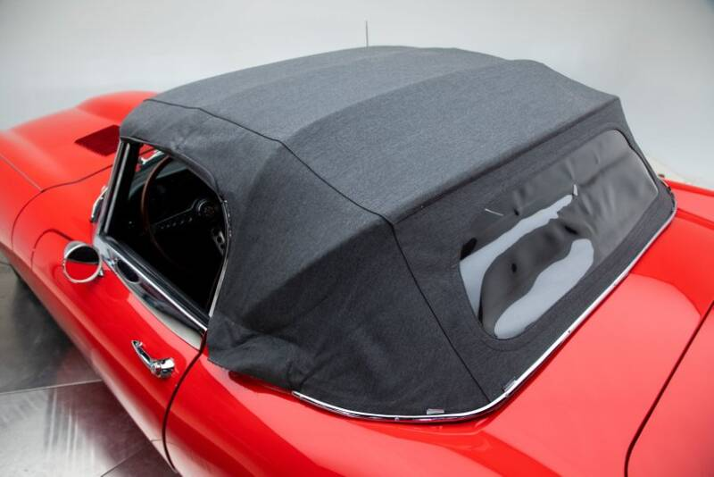 1963 Jaguar XK 28