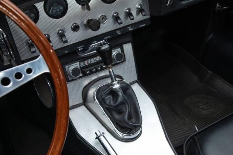 1963 Jaguar XK 39