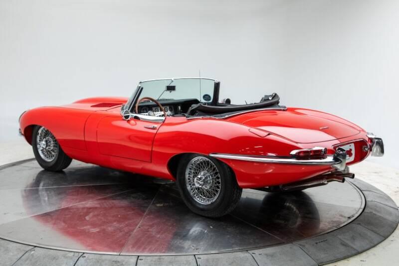 1963 Jaguar XK 19