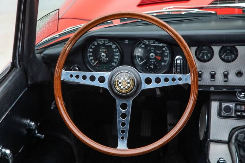 1963 Jaguar XK 47