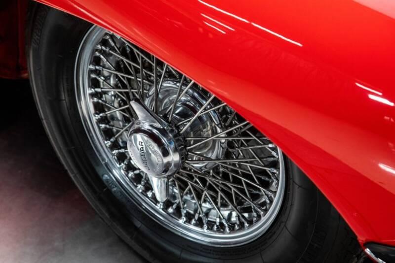 1963 Jaguar XK 66