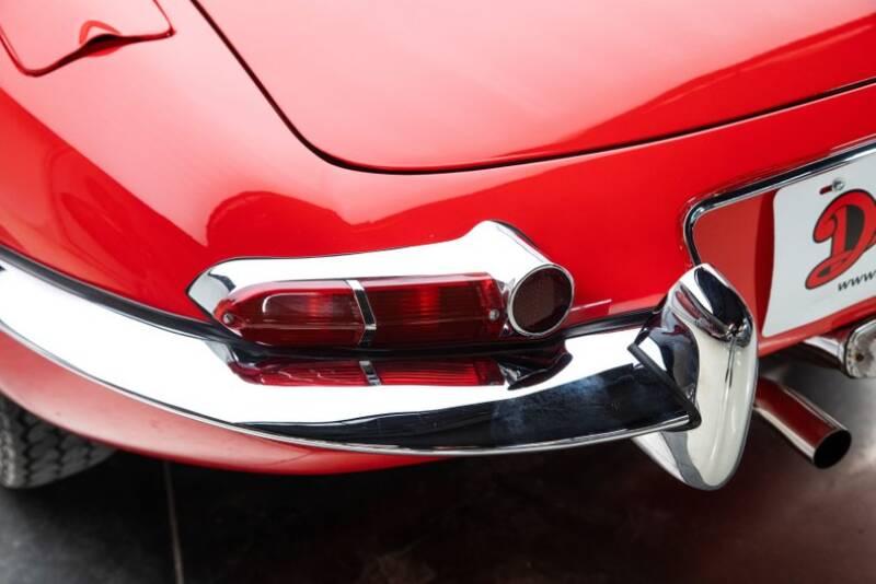 1963 Jaguar XK 26