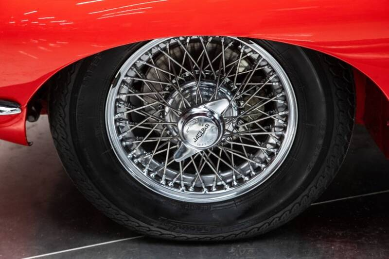 1963 Jaguar XK 61