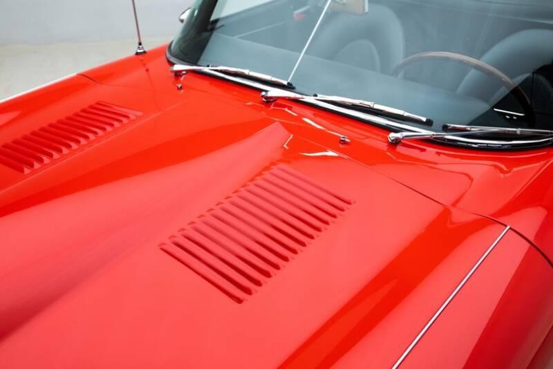 1963 Jaguar XK 69