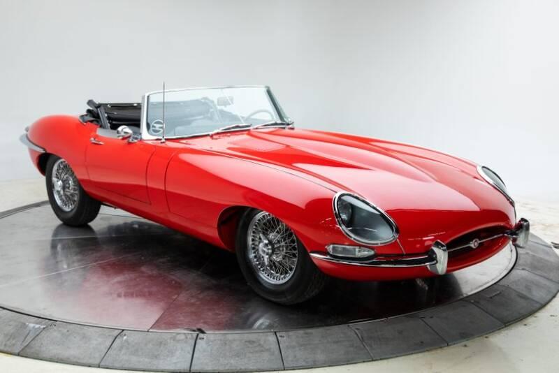 1963 Jaguar XK 3