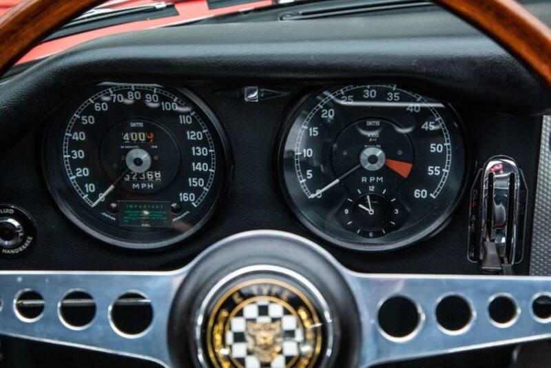 1963 Jaguar XK 45