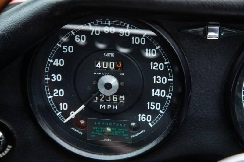 1963 Jaguar XK 42