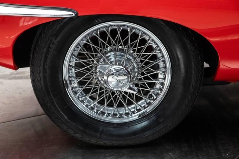 1963 Jaguar XK 62