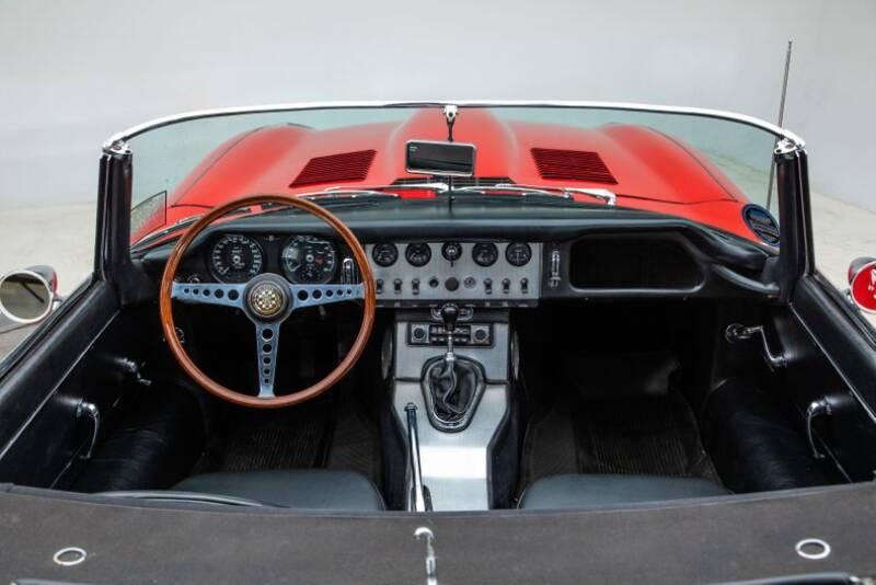 1963 Jaguar XK 43