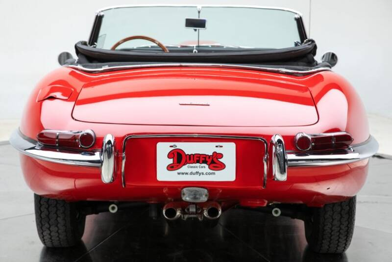 1963 Jaguar XK 23