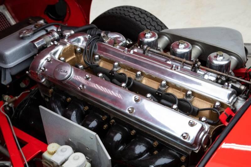1963 Jaguar XK 57