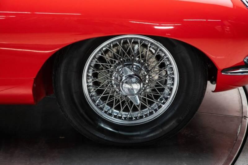 1963 Jaguar XK 63