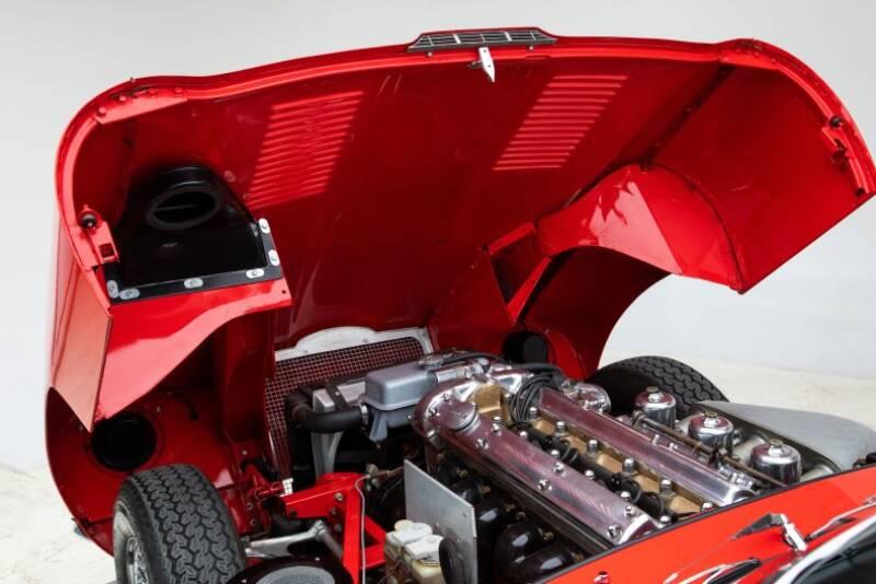 1963 Jaguar XK 58