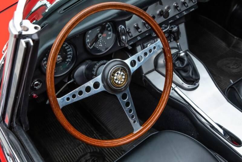 1963 Jaguar XK 46