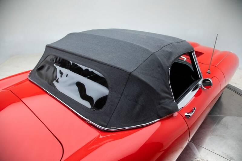 1963 Jaguar XK 31