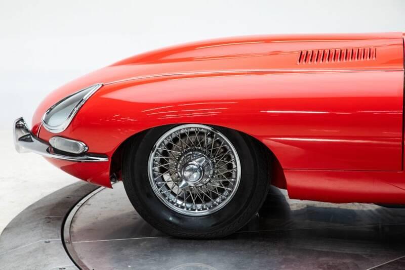 1963 Jaguar XK 12