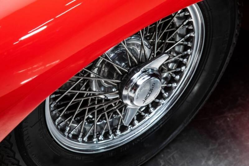 1963 Jaguar XK 64