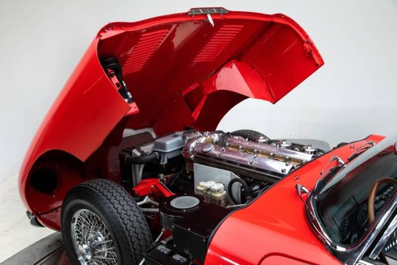 1963 Jaguar XK 59