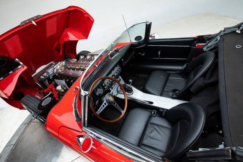 1963 Jaguar XK 44