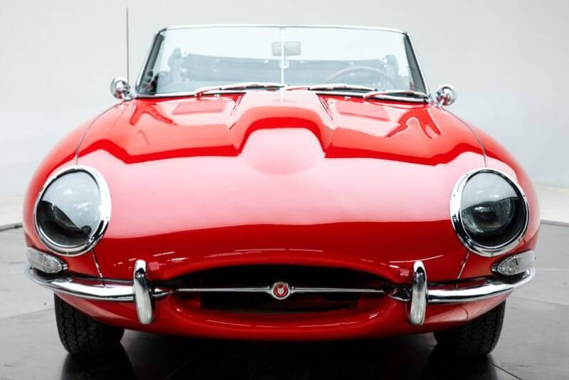 1963 Jaguar XK 6