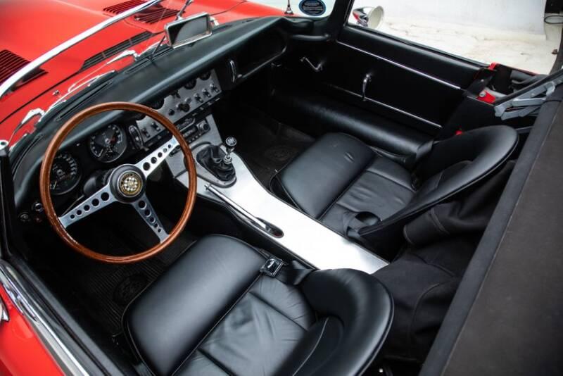 1963 Jaguar XK 33