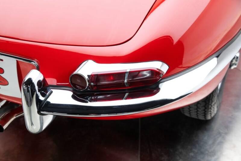 1963 Jaguar XK 25