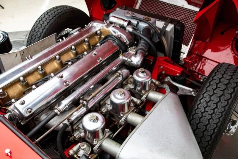 1963 Jaguar XK 55