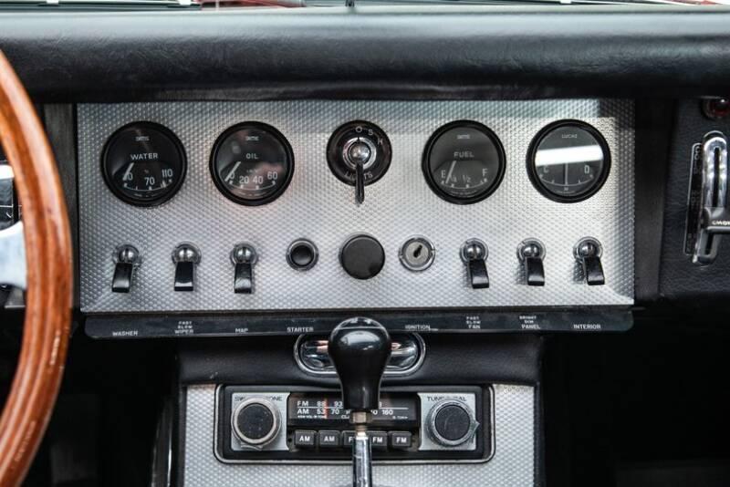 1963 Jaguar XK 38