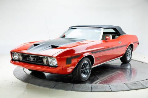 1973 Ford Mustang for sale at Duffy's Classic Cars in Cedar Rapids IA
