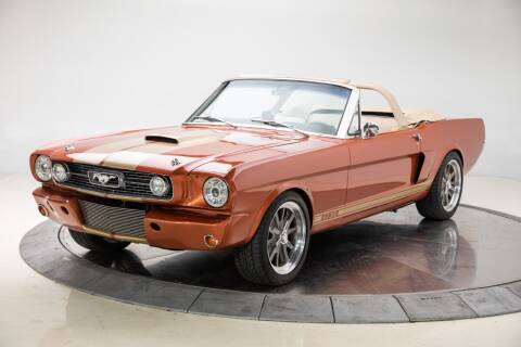 1966 Ford Mustang for sale at Duffy's Classic Cars in Cedar Rapids IA