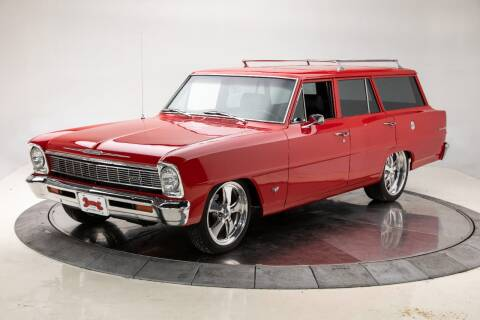 1966 Chevrolet Nova for sale at Duffy's Classic Cars in Cedar Rapids IA
