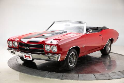 1970 Chevrolet Chevelle for sale at Duffy's Classic Cars in Cedar Rapids IA