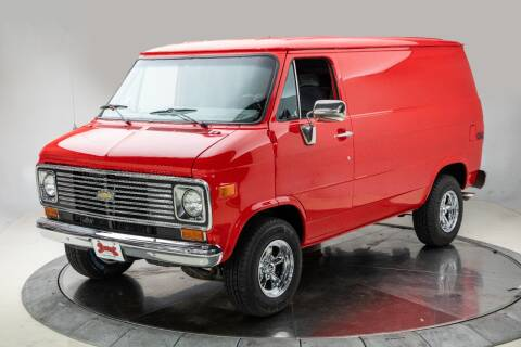 1990 Chevrolet Chevy Van for sale at Duffy's Classic Cars in Cedar Rapids IA