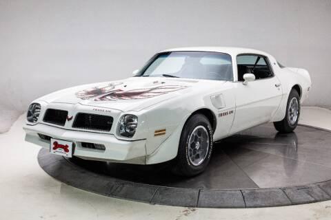1976 Pontiac Trans Am for sale at Duffy's Classic Cars in Cedar Rapids IA