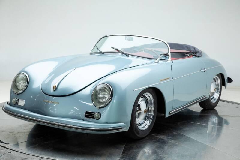 2004 Porsche 356 Speedster for sale at Duffy's Classic Cars in Cedar Rapids IA